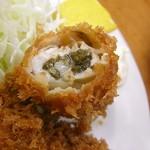 山家 - 牡蠣、カラッとジューシー