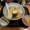中国ラーメン揚州商人 - 料理写真:エビワンタン麺 Bセット 810円