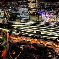 東京の景観が一望できる最上階で優雅なひとときを貸切も承ります