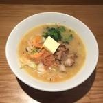 つなぎ - 2015年12月 限定麺