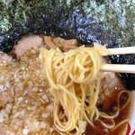 吾衛門 - 麺アップ