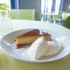 田 - 料理写真:日替わりケーキ