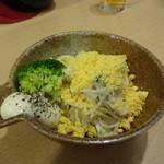 呑・さなみ - スパゲティー・サラダ