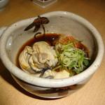 呑・さなみ - 酢牡蠣