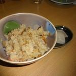 呑・さなみ - 炊き込みご飯