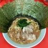 心家 - 料理写真:ラーメン650円。麺硬め。海苔増し100円。
