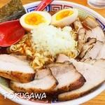 拉通 - 竹岡式 燻しチャーシュウ
