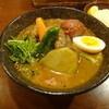 奥芝商店 - 料理写真:上品上ノ国産フルーツポークの角煮カリーの函館限定ごろごろスープ