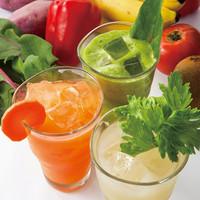VEGETABLE&FRUIT COCKTAIL