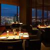"""レストラン&バー Level 36 piazza - 内観写真:イタリアンスペース """"piazza""""からは1千万ドルと言われる日本屈指の神戸の夜景を楽しめる。"""