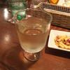 カフェりょく - ドリンク写真:バルフェスタいばらき2015 バルドリンクの白グラス
