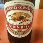 かね松 - ビール