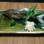 桂川 - 骨まで食べれます。