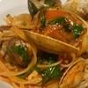 ルナノッテ - 料理写真:スパゲッティー ボンゴレロッソ