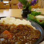 鯖島食堂 - カレーライス