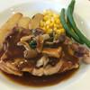 ビッグボーイ - 料理写真:日替りバリューランチ 599円 (スープとライスとカレーがお替わり自由)