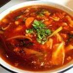 45098091 - 激辛麻婆麺、辛さアップ