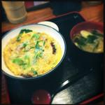 ちょう吉 - 親子丼。美味い。