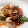 四川飯店アルファ - 料理写真:紅油白肉♪