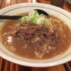 シマシマトム - 料理写真:牛骨醤油ラーメン