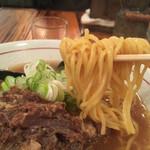 シマシマトム - 麺リフト