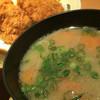 やよい軒 - 料理写真:トン汁