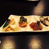 威風 - 料理写真:前菜盛り合わせ