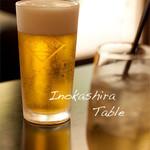 イノカシラテーブル -