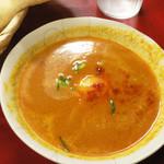 ニルヴァーナ - 料理写真:ニルヴァーナ ワンコインセット カレー