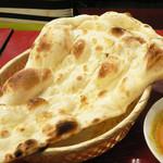 ニルヴァーナ - 料理写真:ニルヴァーナ ワンコインセット ナン