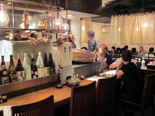 魚米 新宿店 - 新宿/魚介料理・海鮮料理 [食べログ]