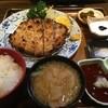 とんかつ専門店 かつ勇 - 料理写真:ロース焼きかつ