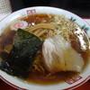 萬来軒 - 料理写真:らーめん+半炒飯\860(15-12)