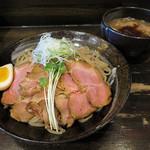 自己流ラーメン綿麺 - つけ麺(並) 3杯目