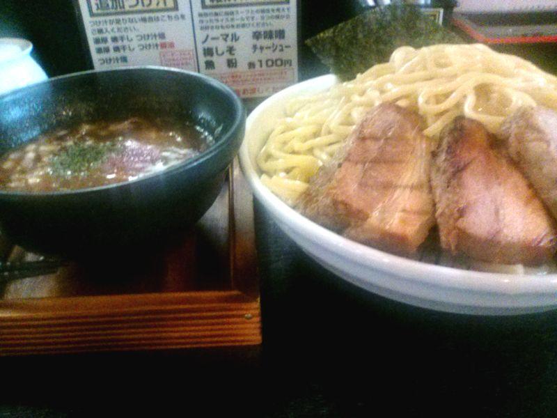 麺屋あっ晴れ つけめん堂 東浦店