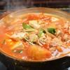 韓国家庭料理 青山 - 料理写真:キムチチゲ