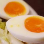 般゜若 PANNYA CAFE CURRY - 煮卵のピクルス