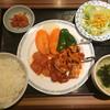 朝鮮飯店 - 料理写真:スタミナランチ 670円