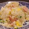 オトメ - 料理写真:ハムチャーハン(650円)