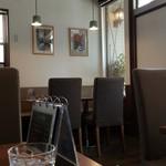 カフェレストラン きたら - 2015/12 店内
