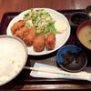 手だれ屋敷 九段下 - 料理写真:日替わりランチ カキフライ820円