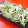 護佐丸 - 料理写真:ゴーヤーチャンプルー