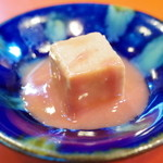 護佐丸 - 豆腐よう