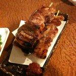 カンちゃん - 豚ばら串