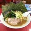 らーめん鹿島家 - 料理写真:らーめん並み(太麺)650円
