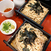 麺所 水野 - 料理写真:オーソドックスなそば(^○^)
