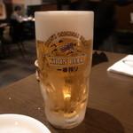 あさくま - 生ビール