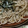 志な乃 - 料理写真:ざるそば大盛り 2015.12