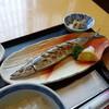 キッチンびっけ - 料理写真:さんま焼き定食(\700税込)