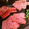 焼肉壽壽 - 料理写真:お肉3種盛り